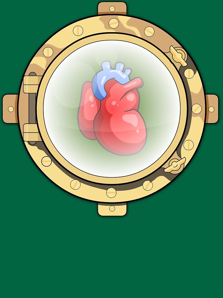 Heart by sarcastro