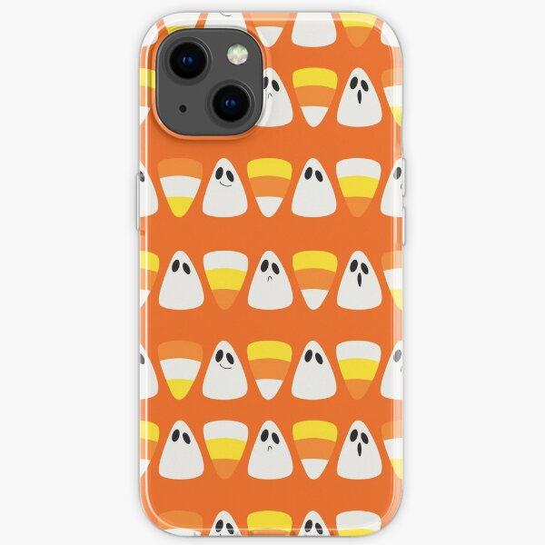 Halloween2017 - guirlandes de bonbons Coque souple iPhone