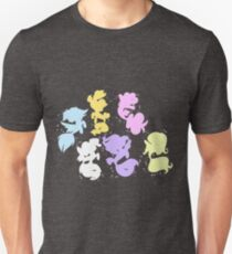 my little pony seapony silhouettes T-Shirt