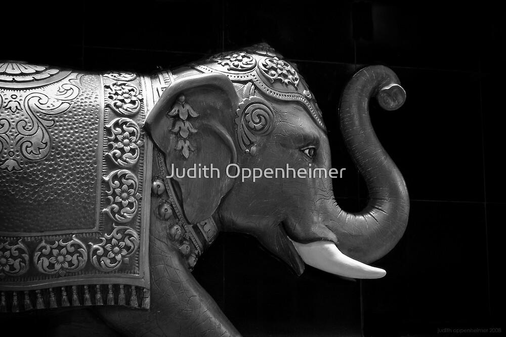 Elephant on Third by Judith Oppenheimer