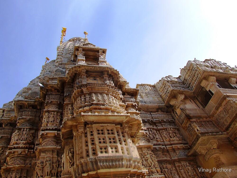Shri Jagdish Temple Udaipur by Vinay Rathore