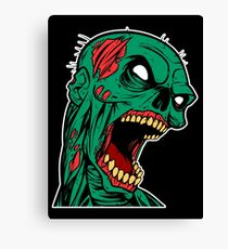The Undead... Canvas Print