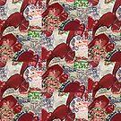 Elephant herd  by DS Kinsel