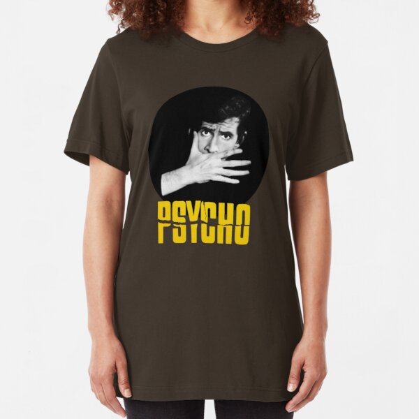 Psycho Slim Fit T-Shirt