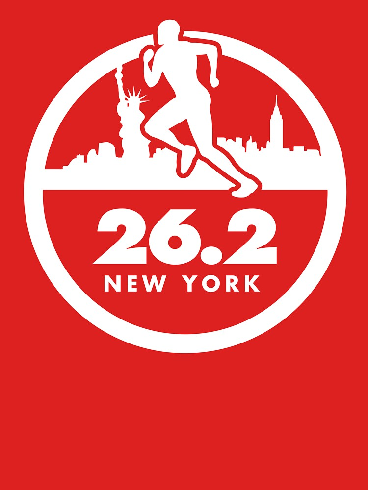 NYC New York City Marathon Souvenir Gift by DOODL