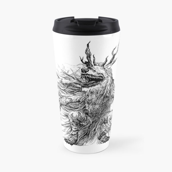 Vicar Amelia Travel Mug