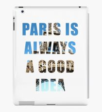 Eiffel Tower - Paris, France iPad Case/Skin