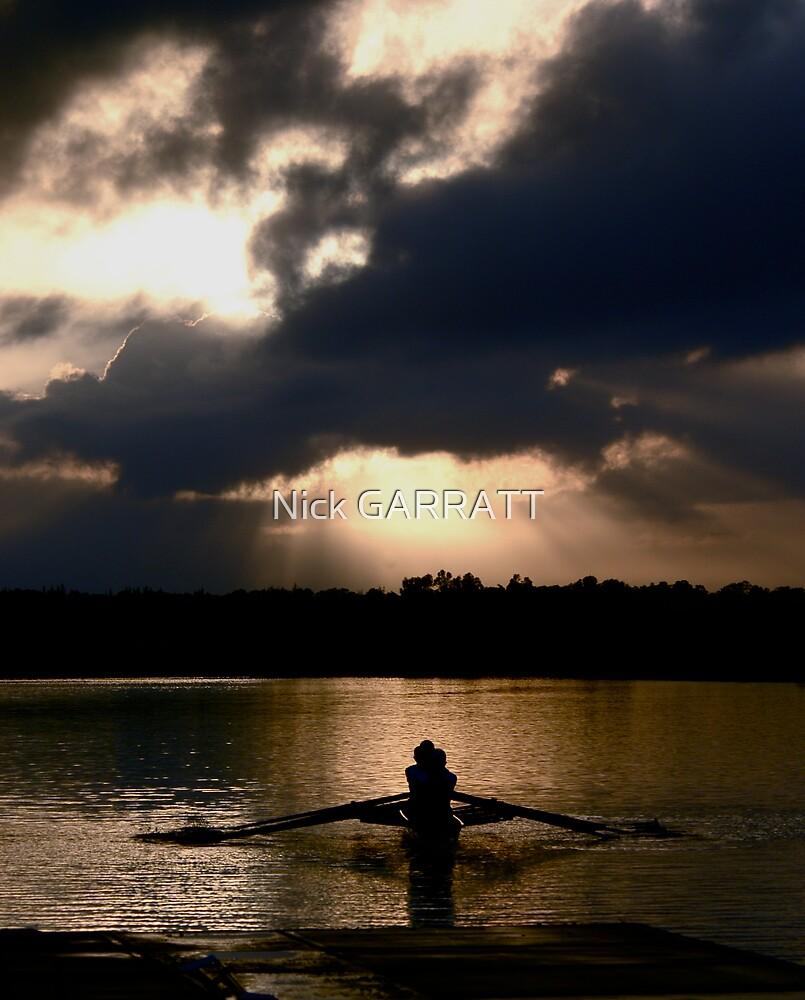 Gathering storm by Nick GARRATT