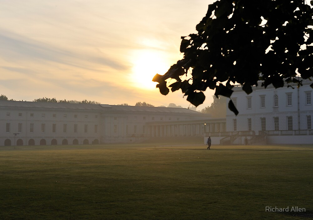 Greenwich Mist by Lea Valley Photographic