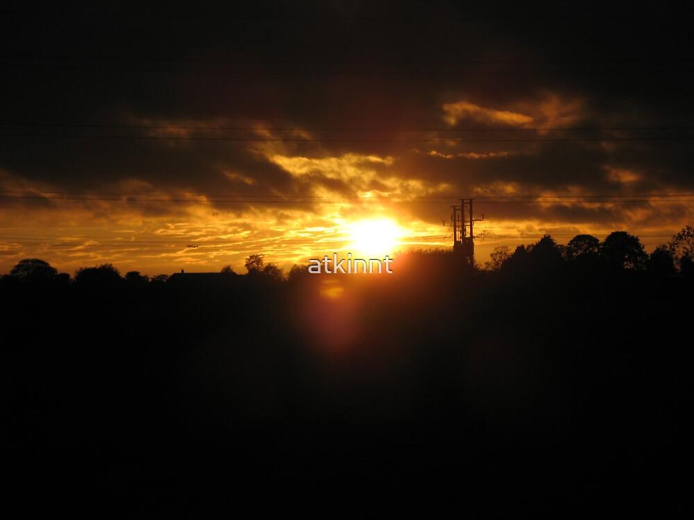 Sunset York by atkinnt
