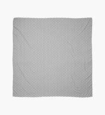Motif gris silver Foulard