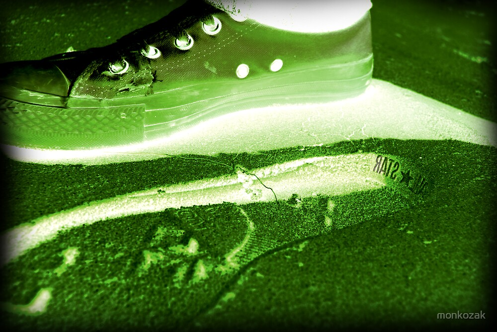 Favourite shoes by monkozak