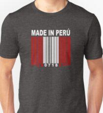 Made in Peru Unisex T-Shirt