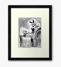 CARROT JUICE ... IMPORTED Framed Print