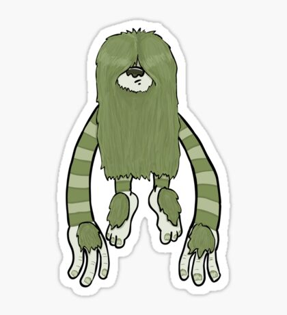 Clive the Bunyip Sticker