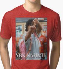 YBN Nahmir Tri-blend T-Shirt