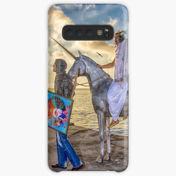 The triumphant return of Lady Art Samsung Galaxy Snap Case