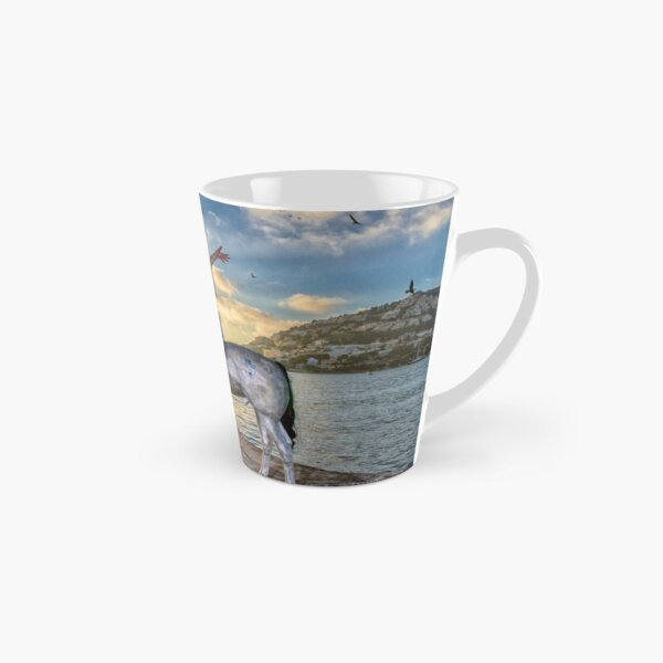 The triumphant return of Lady Art Tall Mug