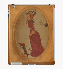 Walking the Monster iPad Case/Skin