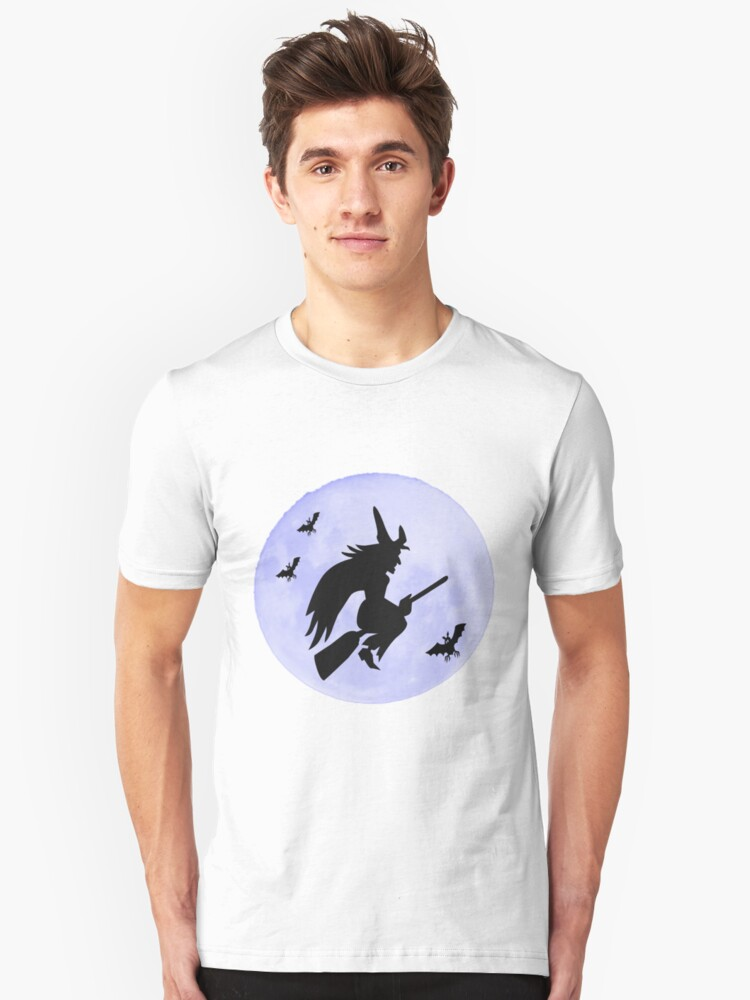 Witch Unisex T-Shirt Front