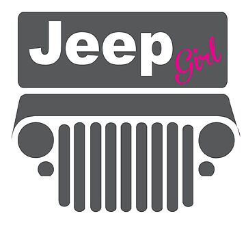Jeep Girl Jp by SixtyOneDesign