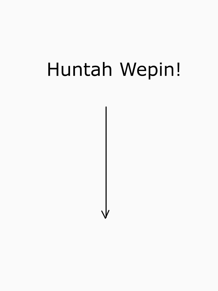 Huntah Wepin by mrsquiggles