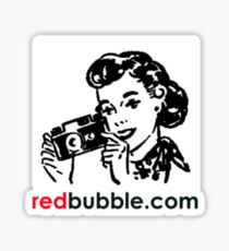 redbubble.com Sticker