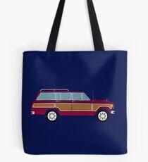 Weekend Wagon Tote Bag