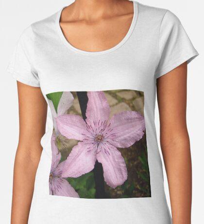 Pink Stars Women's Premium T-Shirt
