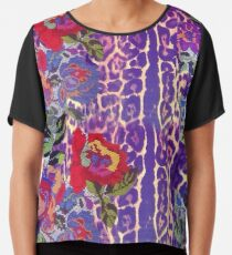 tracy porter/ bisous Chiffon Top