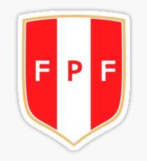 FPF - Perú Sticker