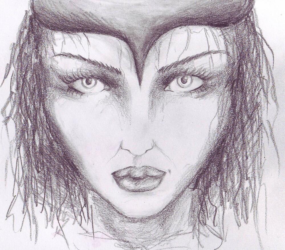 Princess Of Darkness by spotymonkey
