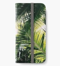 shady palms iPhone Wallet