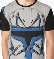 Captain Rex -- Good Soldiers Follow Orders (CT-7567) Graphic T-Shirt