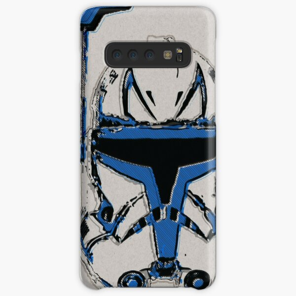 Captain Rex -- Good Soldiers Follow Orders (CT-7567) Samsung Galaxy Snap Case