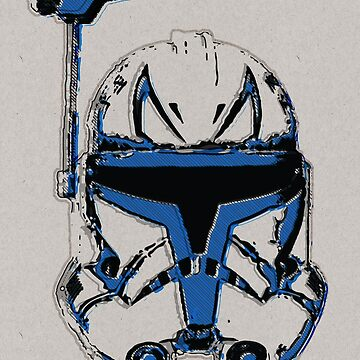Captain Rex -- Good Soldiers Follow Orders (CT-7567) by DorkSide