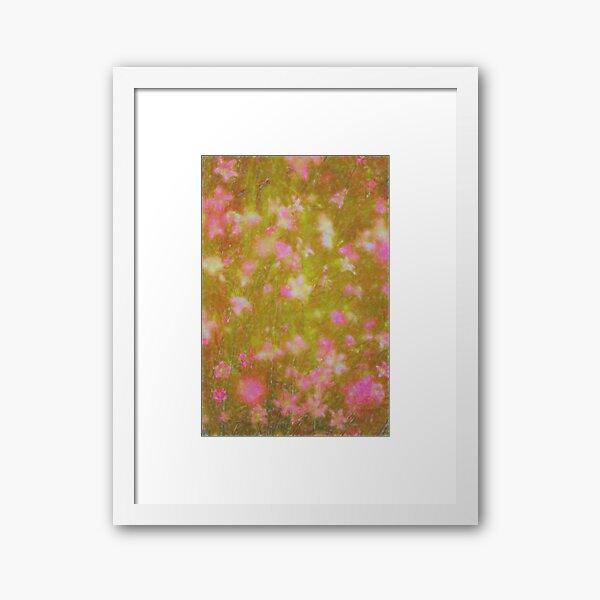 Flowers No. 11-17, Series 1 Framed Art Print