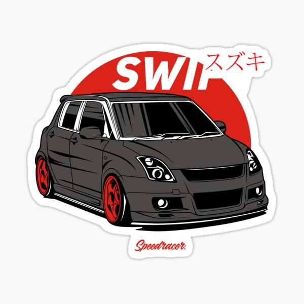 Suzuki SWIFT  Sticker