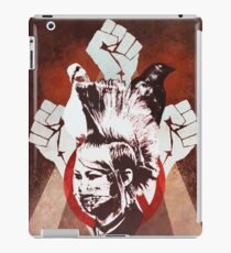 hey, uh,  thats pretty punk rock, bro iPad Case/Skin