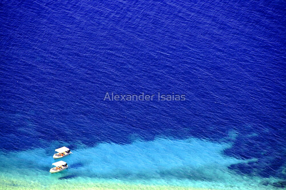 Greece by Alexander Isaias