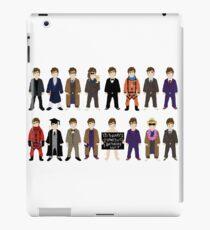 The Doctor's Wardrobe - Ten iPad Case/Skin