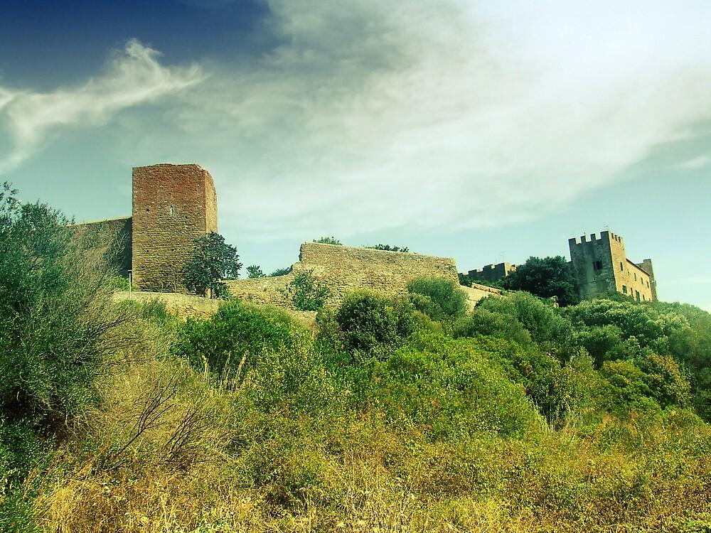 Tuscany I by marziafrank