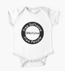 GNU/Linux Kids Clothes