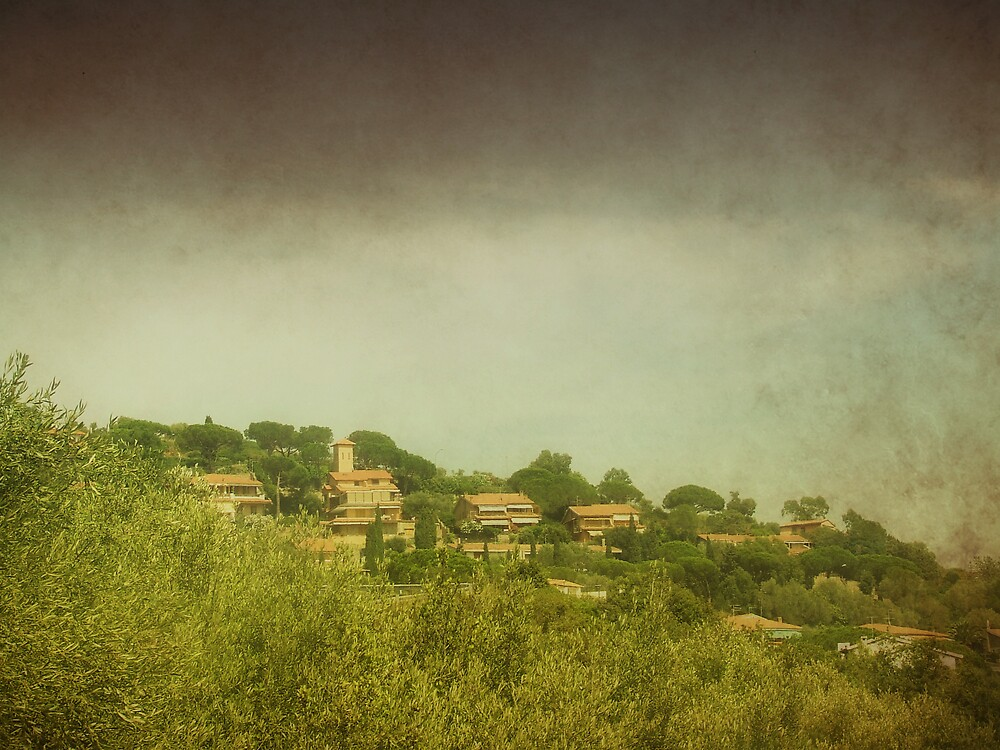 Tuscany II by marziafrank