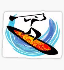 Water World Sticker