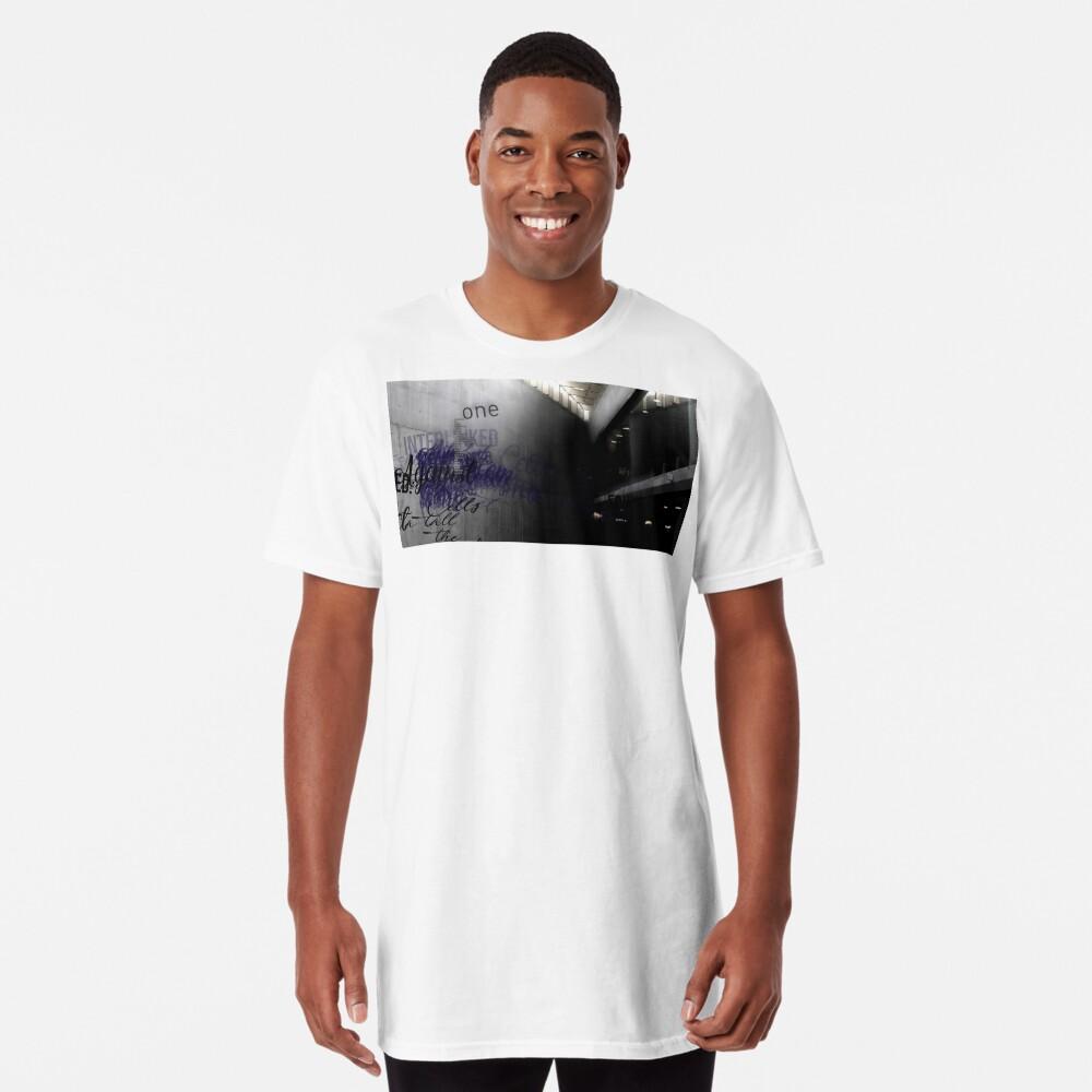Cells Interlinked - Concrete Long T-Shirt
