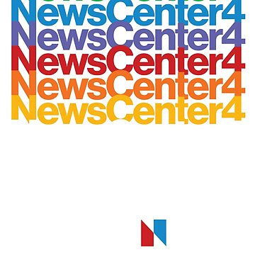 NEWSCENTER4 - FALLING TEXT by discochicken
