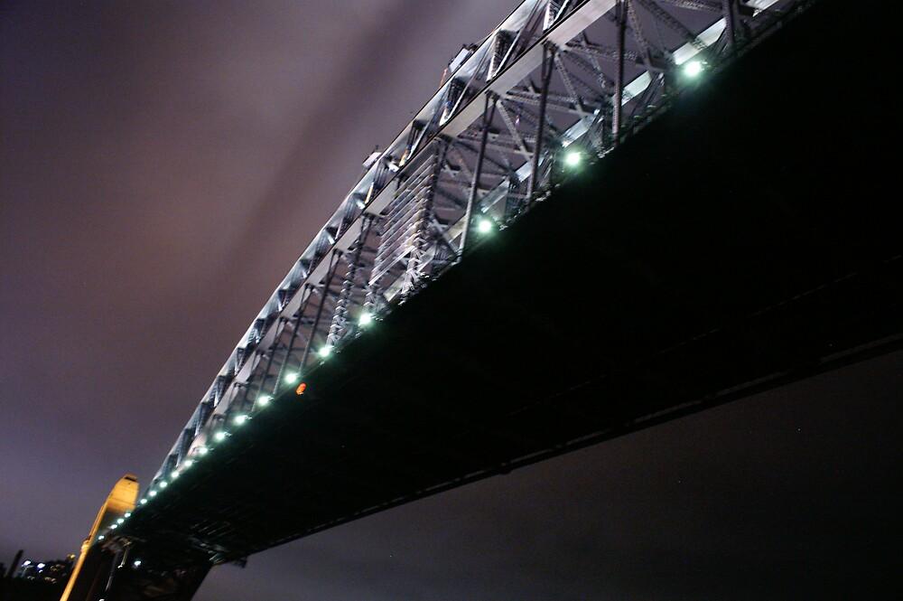 Sydney Harbour Bridge 2 by HeidiEPlummer