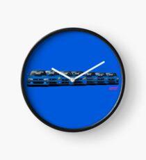 Subaru WRX STi generations - V1 Clock