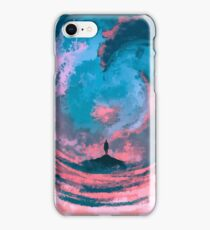 The Great Parting iPhone Case/Skin
